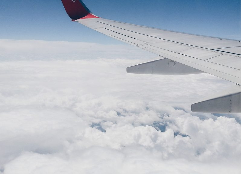 How to deal better with being anxious and nervous before a trip.