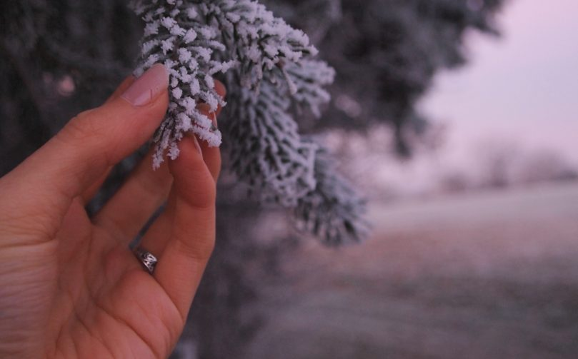 What to love about winter and how to stay positive & healthy during this season.